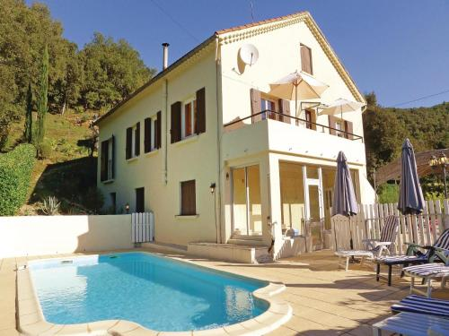 Holiday home La Favede L-796 : Guest accommodation near Laval-Pradel