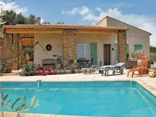 Holiday home Ancien Cn D Alignant : Guest accommodation near Gabian