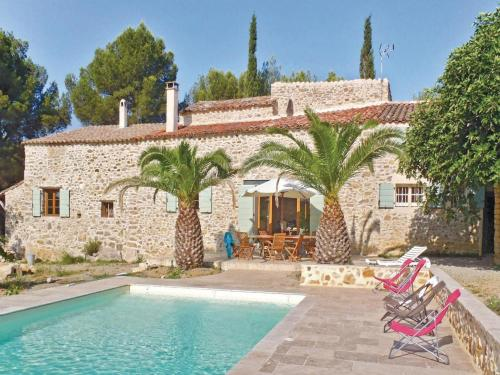 Holiday home Mas de la Gosse : Guest accommodation near Prades-sur-Vernazobre