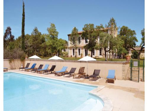 Holiday home Golf de St. Thomas : Guest accommodation near Valros