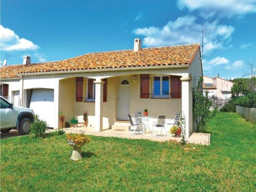 Holiday home Pignan GH-1268 : Guest accommodation near Saussan