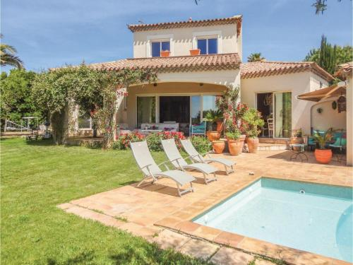 Holiday home Béziers 5 : Guest accommodation near Valros
