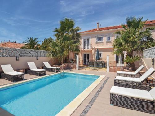 Holiday home Le Grau d'Agde IJ-1254 : Guest accommodation near Vias