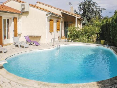 Holiday home Vinca 97 with Outdoor Swimmingpool : Guest accommodation near Baillestavy
