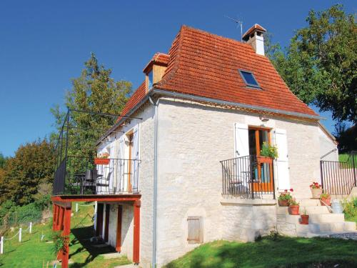 Holiday home Le Bougayrou I-811 : Guest accommodation near Montvalent