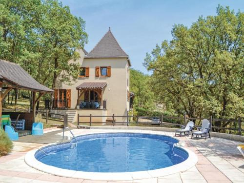 Holiday Home Montgesty - 03 : Guest accommodation near Montgesty