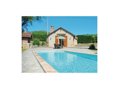 Holiday Home les Hortes - 04 : Guest accommodation near Espagnac-Sainte-Eulalie