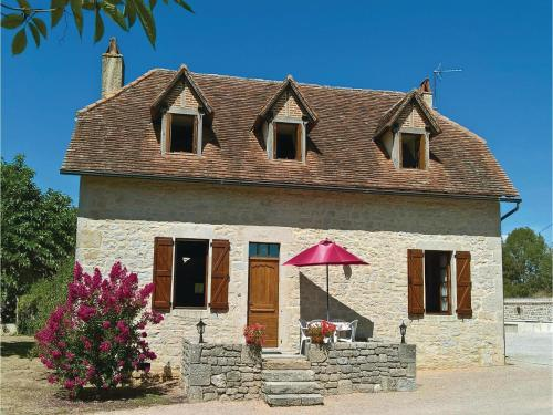 Holiday Home La Martine - 02 : Guest accommodation near Lavergne