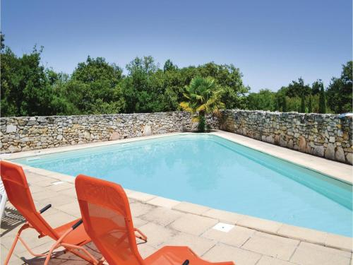 Two-Bedroom Holiday Home in Padirac : Guest accommodation near Lavergne