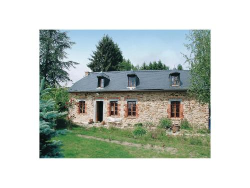 Holiday home Mondrepuis *LX * : Guest accommodation near Coingt