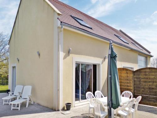 Holiday home Juaye Mondaye *LXVI * : Guest accommodation near Saint-Paul-du-Vernay