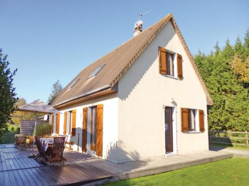 Holiday Home Gonneville-S.-Honfleur with Fireplace 09 : Guest accommodation near Gonneville-sur-Honfleur