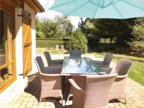 Holiday home Pullay WX-1156 : Guest accommodation near Moussonvilliers