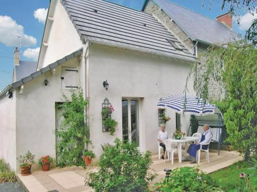 Holiday home Le Bourg : Guest accommodation near Sartilly