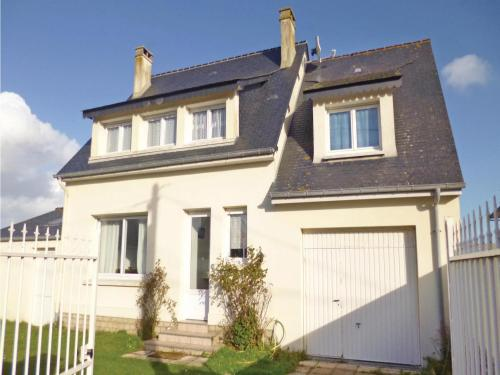 Holiday home Boulevard Maritime : Guest accommodation near Foucarville