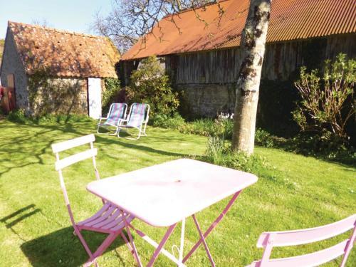 Holiday home Bis Le Valvacher : Guest accommodation near Varouville