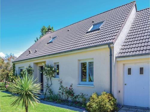 Holiday home Portbail : Guest accommodation near Saint-Sauveur-de-Pierrepont