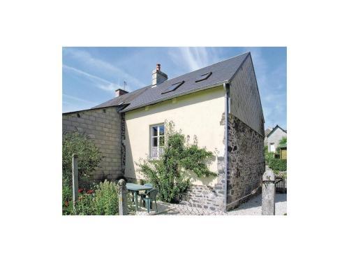 Holiday Home Le Petit Maison De L'Eglise : Guest accommodation near Saint-Georges-de-Rouelley