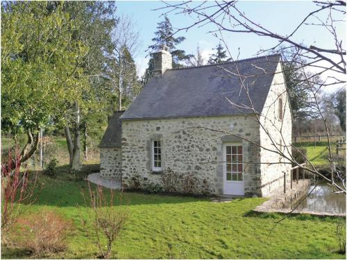 Studio Vaudreville with a Fireplace 06 : Guest accommodation near Octeville-l'Avenel