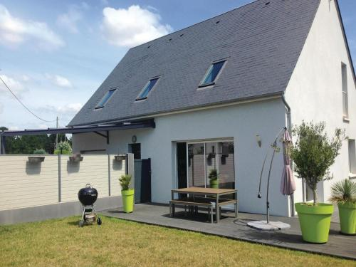 Holiday Home Saint Germain Sur Ay - 05 : Guest accommodation near Lessay