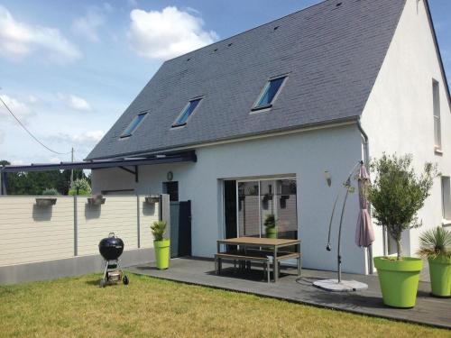 Holiday Home Saint Germain Sur Ay - 05 : Guest accommodation near La Haye-du-Puits