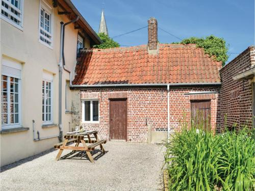 Five-Bedroom Holiday Home in Volckernickhove : Guest accommodation near Cappelle-Brouck