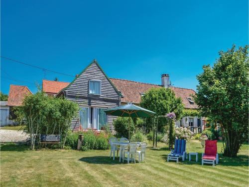 Holiday Home Douriez Rue Haute : Guest accommodation near Hesdin