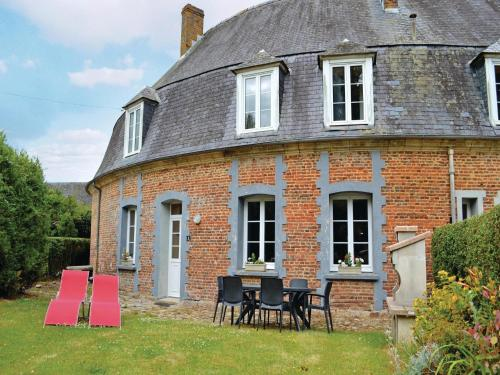 Holiday home Hameau de St Andre K-858 : Guest accommodation near Gouy-Saint-André