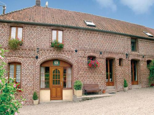 Holiday home Rue Neuve P-863 : Guest accommodation near Blangerval-Blangermont