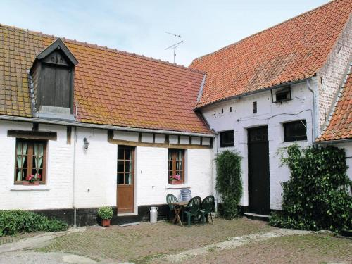 Holiday home Ferme de la Butte J-866 : Guest accommodation near Guemps