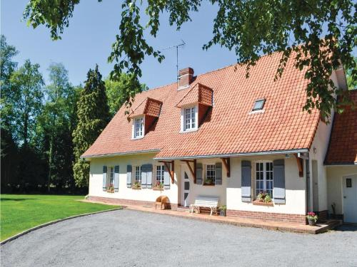 Holiday home Campagne les Hesdin 53 : Guest accommodation near Brimeux