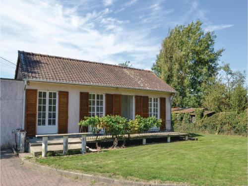 One-Bedroom Holiday Home in Quoeux Heut Mainil : Guest accommodation near Guinecourt