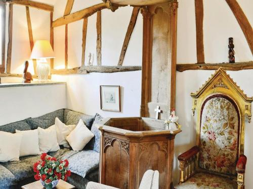 Holiday Home Marles Sur Canche Rue De Marant : Guest accommodation near Alette