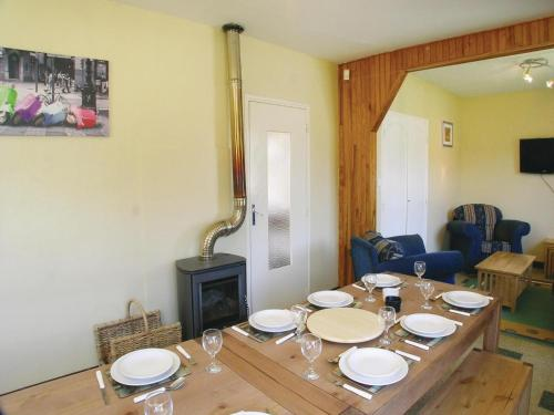 Holiday Home Regniere Ecluse Rue Du Campigneuls : Guest accommodation near Dominois