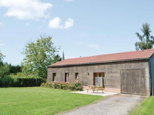 Holiday Home Gueschart Rue De Maison : Guest accommodation near Bussus-Bussuel