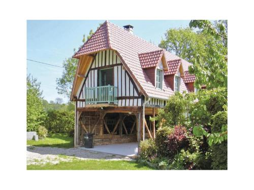 Holiday home Route du Grès K-867 : Guest accommodation near Drosay