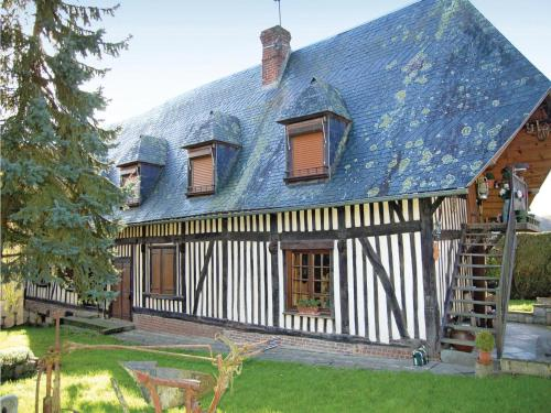 Holiday home Marques *LXXXVII * : Guest accommodation near Saint-Léger-sur-Bresle