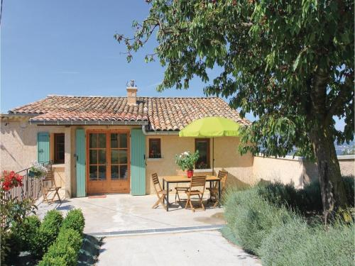 Two-Bedroom Holiday Home in Sigoyer : Guest accommodation near Nossage-et-Bénévent