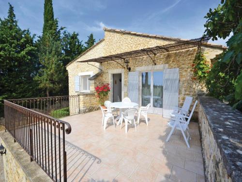 Holiday home Quartier Les Plans : Guest accommodation near Le Pègue
