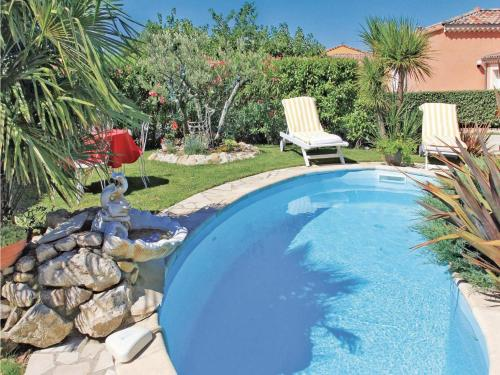Holiday home Chemin des Capucins : Guest accommodation near Cruas