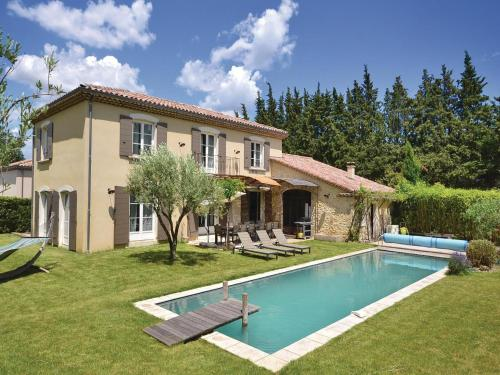 Holiday home Loriol sur Drôme 40 : Guest accommodation near Le Pouzin