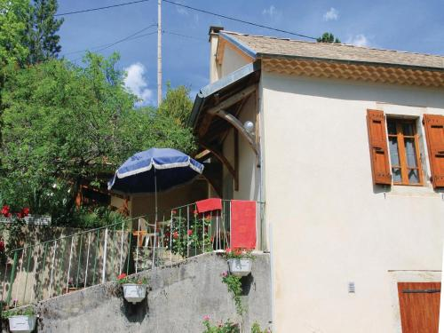 Holiday home Quartier Le Collet L-837 : Guest accommodation near Lus-la-Croix-Haute