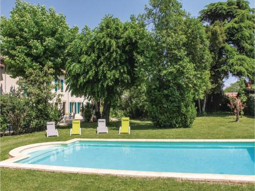 Holiday Home Montelimar Nord with Fireplace XII : Guest accommodation near Meysse
