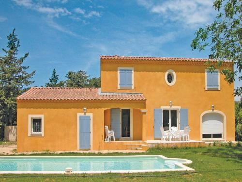 Holiday home Che Limite d'Ausignan : Guest accommodation near Sarrians