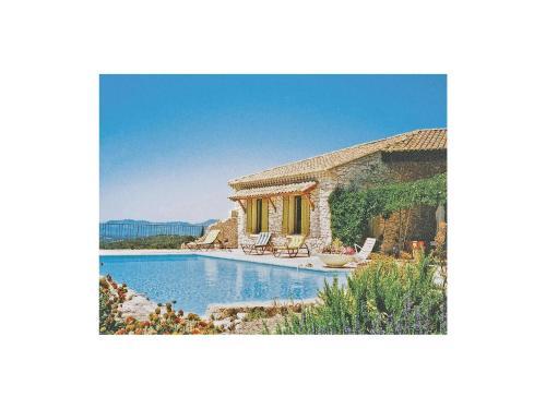 Holiday Home Quartier Des Espuys : Guest accommodation near Le Beaucet