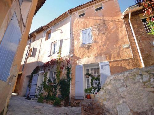 Holiday Home Le Barroux with Fireplace 10 : Guest accommodation near Le Barroux