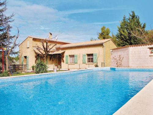 Holiday home Quartier les Chaûmes : Guest accommodation near Jonquerettes