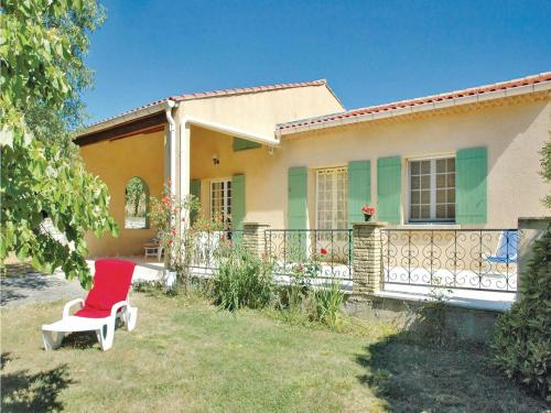 Holiday home Le Clos du Puit : Guest accommodation near Revest-du-Bion