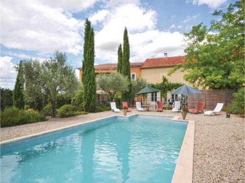 Holiday home Visan with Mountain View 426 : Guest accommodation near Saint-Roman-de-Malegarde