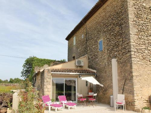 Holiday Home Cabrieres D´Avignon - 07 : Guest accommodation near Cabrières-d'Avignon